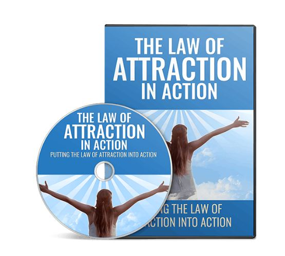 Law Of Attraction In Action: Control Your Life